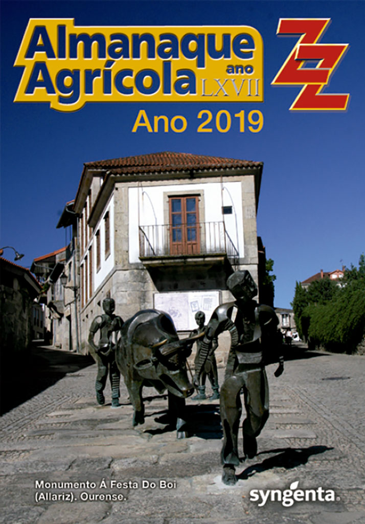 Almanaque Agrícola do ano 2019