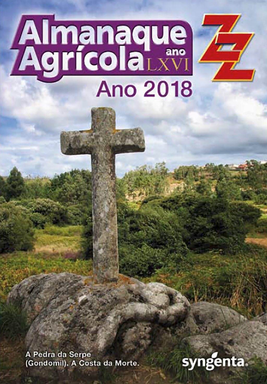 Almanaque Agrícola do ano 2018