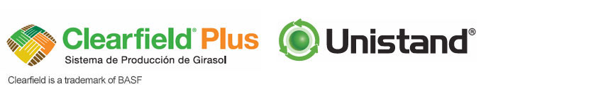 Logotipos Clearfield Plus, Unistand