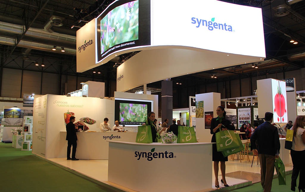 Syngenta en una nueva edición de Fruit Attraction 2016